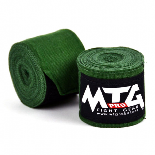 MTG 5m Handwraps - Dark Green